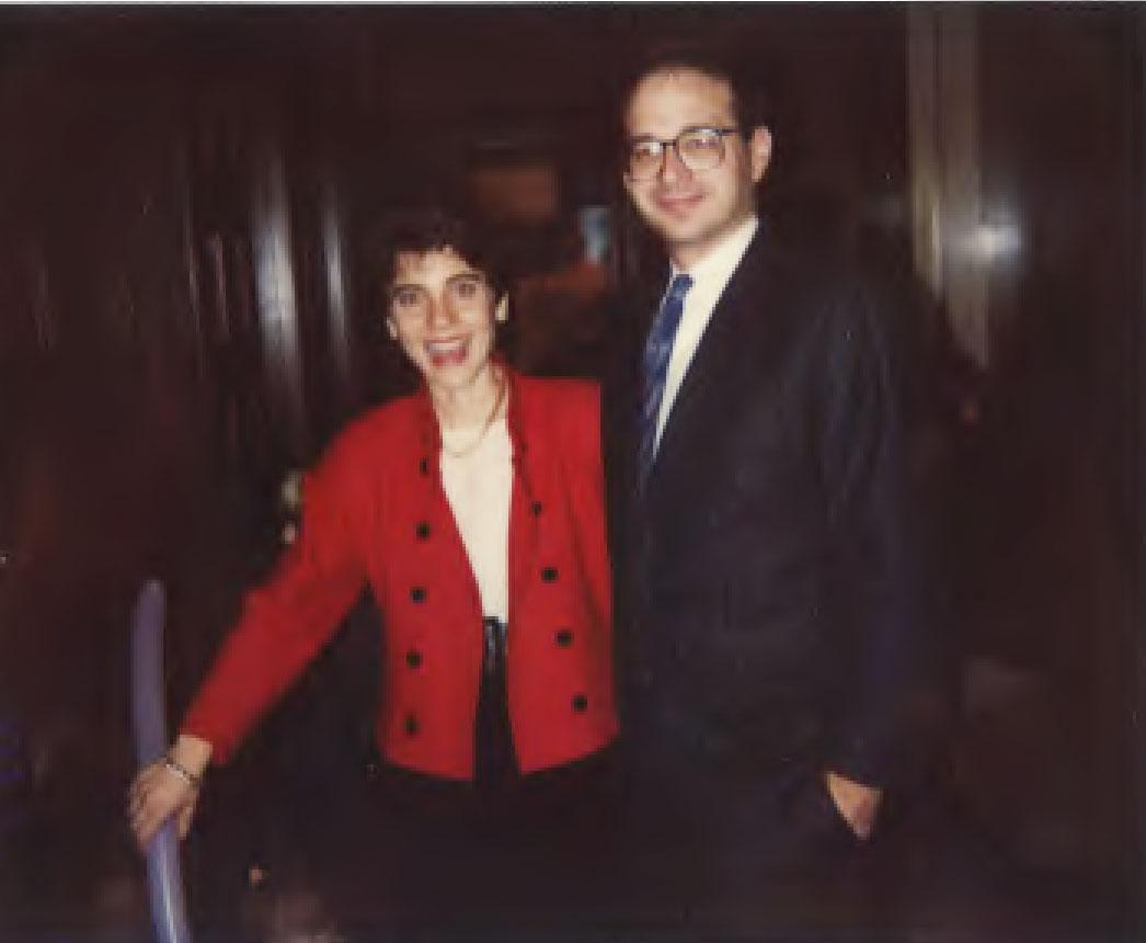 Margie Corwin & Neil Schechter