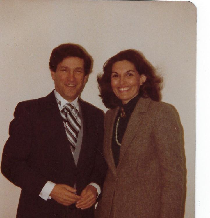 Stephen & Sheila Sachs